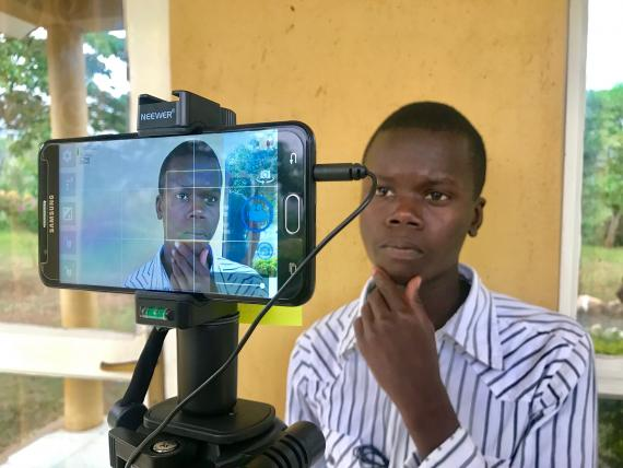 YOUTH TRAINED IN MULTI-MEDIA STORY TELLING